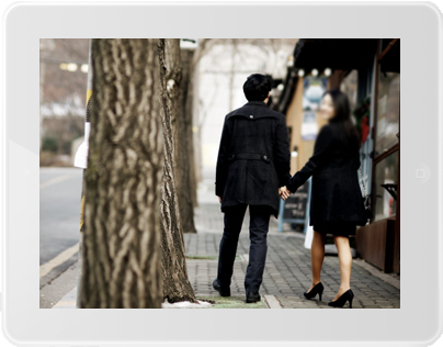 韓国エスコートアガシと自由にデート